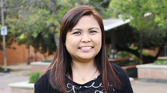 Mary Anne Eliazo, Infrastructure Systems Engineer