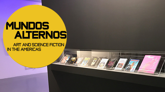 "Eaton Collection pieces featured in ""Mundos Alternos"" exhibition"
