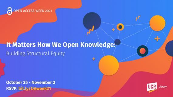 Open Access Week 2021