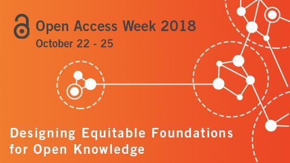 Open Access Week 2018