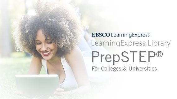 PrepSTEP for Colleges & Universities by EBSCO LearningExpress