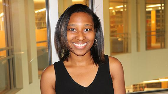 Sabrina Simmons, UCR Library Interlibrary Loan Coordinator