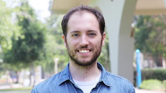 Stephen Breski, Access Services Assistant