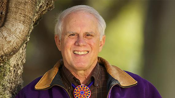 Clifford E. Trafzer, Distinguished Professor of History and Rupert Costo Chair in American Indian Affairs.