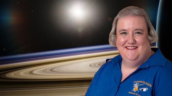 NASA Astronomer Trina L. Ray