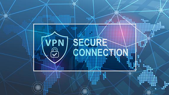 A New Virtual Private Network (VPN) at UCR