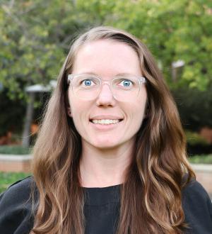 Krystal Boehlert, Digital Initiatives Specialist